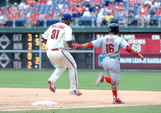 Cardinals vs. Phillies - 4/27/15 MLB Pick, Odds, and Prediction