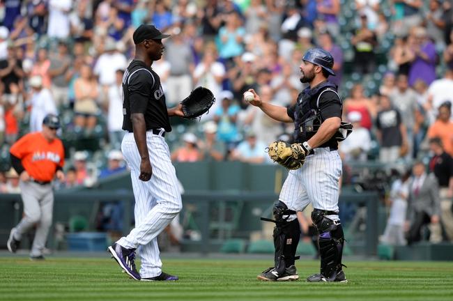 Rockies vs. Marlins - 6/5/15 MLB Pick, Odds, and Prediction