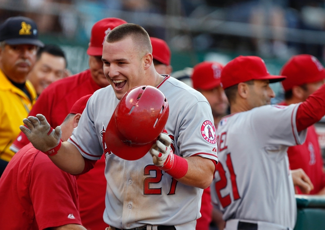 Los Angeles Angels vs. Miami Marlins 8/25/14 Free MLB Pick and Odds