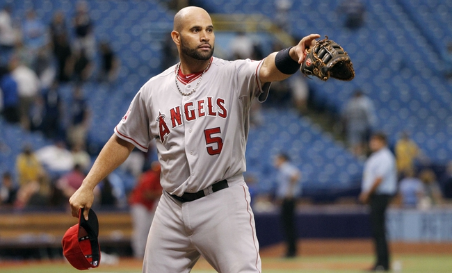 Angels vs. Rays - 6/1/15 MLB Pick, Odds, and Prediction
