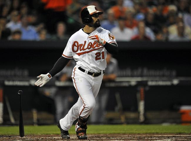 Baltimore Orioles vs. Tampa Bay Rays MLB Pick, Odds, Prediction 8/26/14
