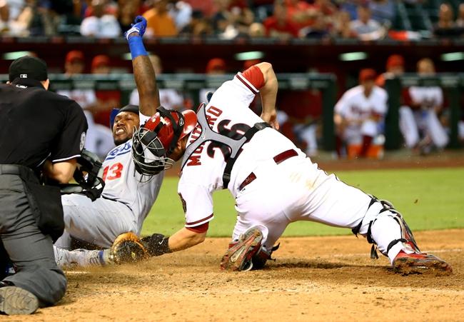 Arizona Diamondbacks vs. Los Angeles Dodgers Pick-Odds-Prediction - 8/27/14