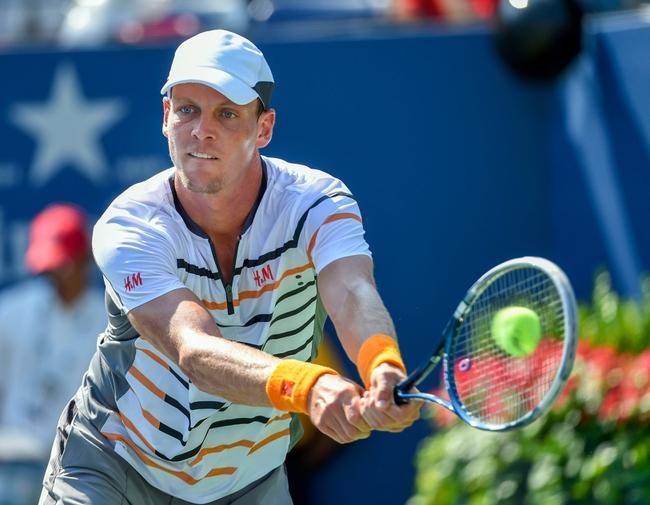 Tomas Berdych vs. Martin Klizan 2014 US Open Pick, Odds, Prediction