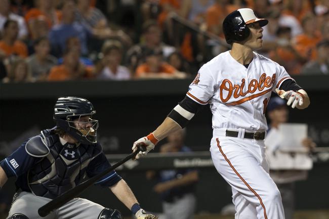 Baltimore Orioles vs. Tampa Bay Rays MLB Pick, Odds, Prediction - 8/28/14