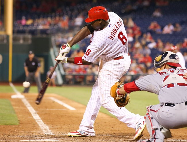 Washington Nationals vs. Philadelphia Phillies Pick-Odds-Prediction - 9/5/14