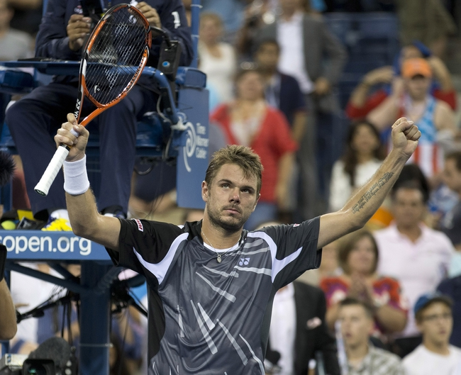 Stan Wawrinka vs. Tommy Robredo 2014 US Open Pick, Odds, Prediction