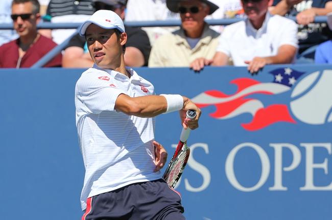 Kei Nishikori vs. Milos Raonic 2014 US Open Pick, Odds, Prediction