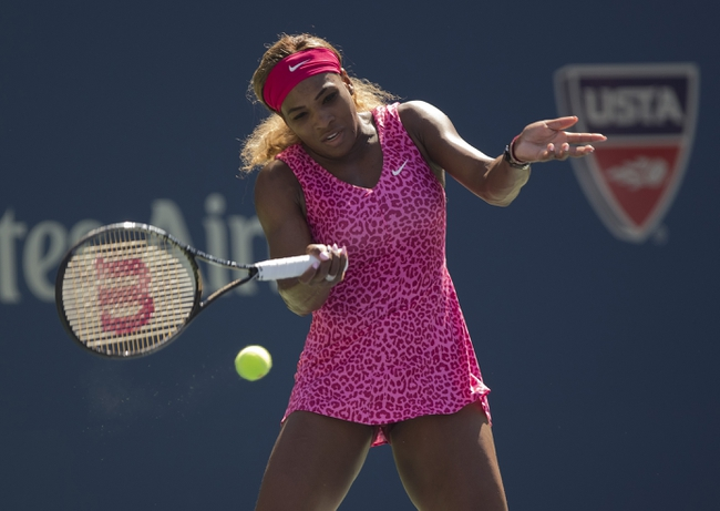 Varvara Lepchenko vs. Serena Williams 2014 US Open Pick, Odds, Prediction