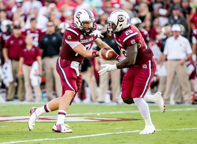 South Carolina Gamecocks vs. Georgia Bulldogs 9/13/14 College Football Pick and Odds