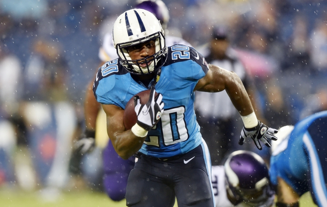 Fantasy Football 2014: Steelers at Titans 11/17/14 Week 11 Preview