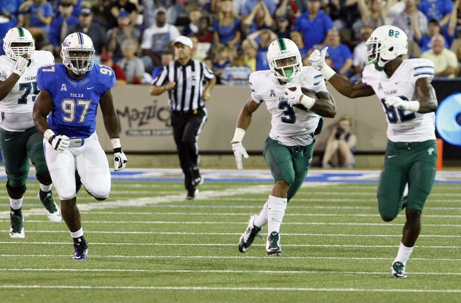 Tulane Green Wave vs. Georgia Tech Yellow Jackets Pick-Odds-Prediction 9/6/14