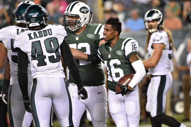 Jets vs. Eagles - 9/3/15 NFL Pick, Odds, and Prediction