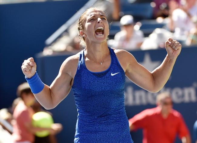 Sara Errani vs. Mirjana Lucic-Baroni 2014 US Open Pick, Odds, Prediction