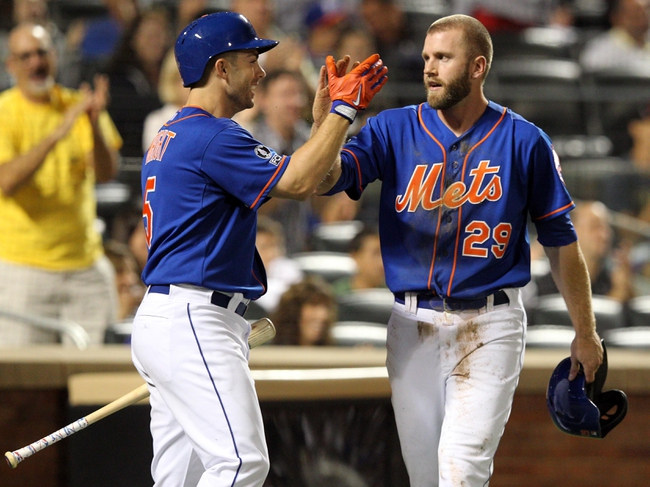 New York Mets vs. Philadelphia Phillies MLB Pick, Odds, Prediction 8/30/14