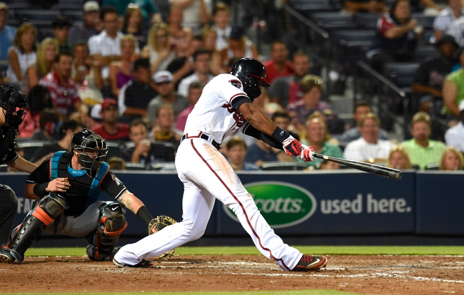 Atlanta Braves vs. Miami Marlins MLB Pick, Odds, Prediction - 8/31/14