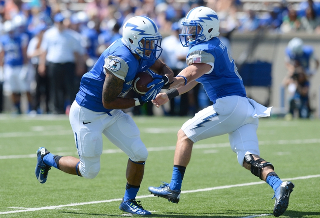 Georgia State Panthers vs. Air Force Falcons Pick-Odds-Prediction - 9/13/14