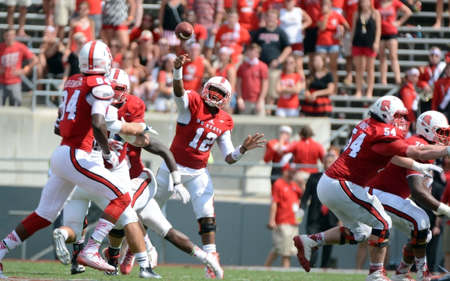 North Carolina State Wolfpack vs. Old Dominion Monarchs Picks-Odds-Prediction 9/6/14