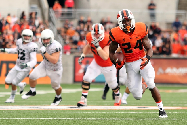Oregon State Beavers vs. San Diego State Aztecs 9/20/14 College Football Pick and Odds