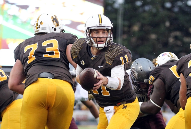 Wyoming Cowboys vs. Air Force Falcons Pick-Odds-Prediction - 9/6/14
