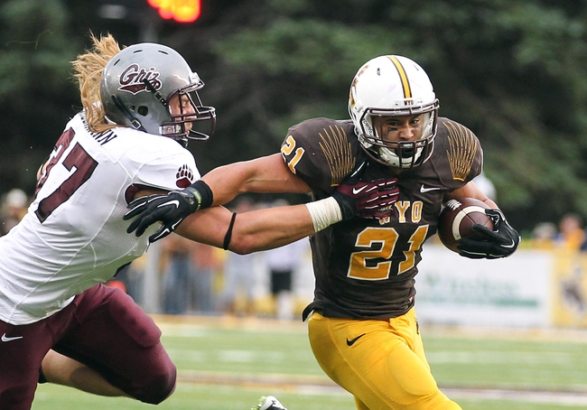 Wyoming vs. Eastern Michigan - 9/12/15 College Football Pick, Odds, and Prediction