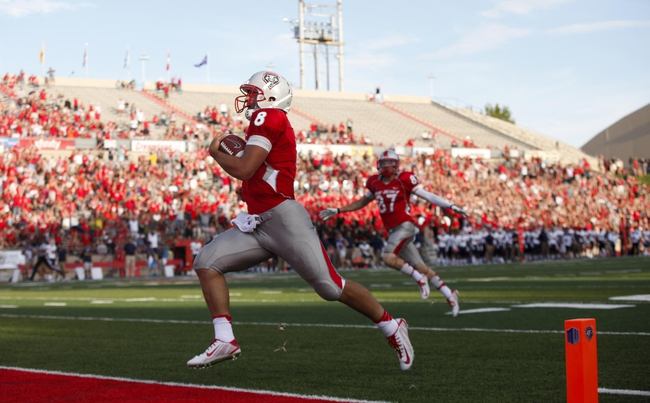 New Mexico State Aggies vs. New Mexico Lobos Pick-Odds-Prediction - 9/20/14