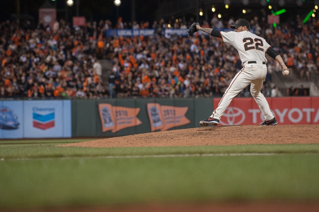 San Francisco Giants vs. Milwaukee Brewers Pick-Odds-Prediction - 8/31/14