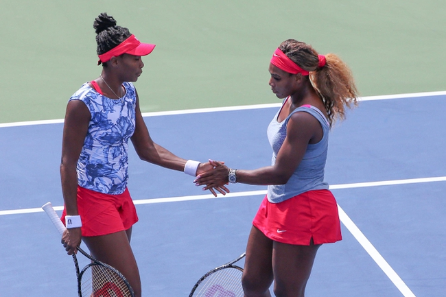 Serena Williams vs. Venus Williams 2015 Wimbledon Tennis Pick, Odds, Prediction