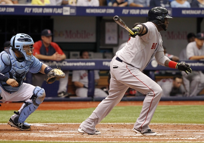 Tampa Bay Rays vs. Boston Red Sox MLB Pick, Odds, Prediction - 9/1/14