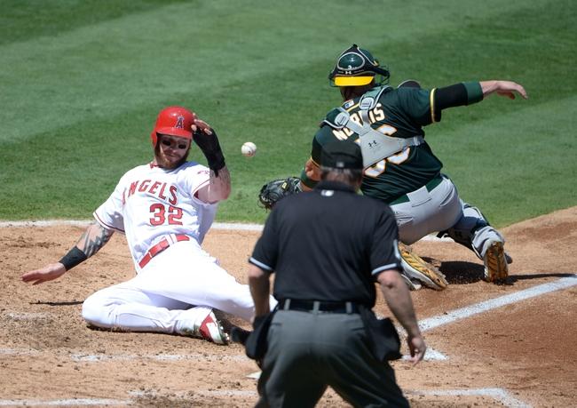 Oakland Athletics vs. Los Angeles Angels MLB Pick, Odds, Prediction - 9/22/14