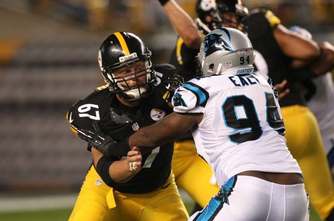 Carolina Panthers vs. Pittsburgh Steelers - 9/21/14 NFL Pick and Odds