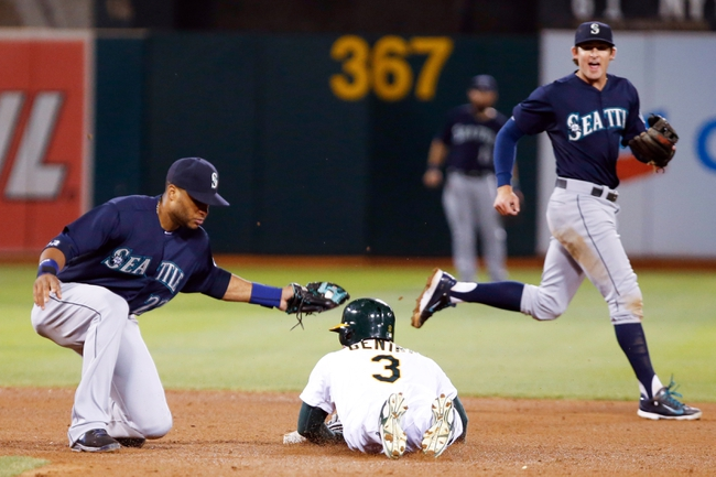 Oakland Athletics vs. Seattle Mariners Pick-Odds-Prediction - 9/3/14