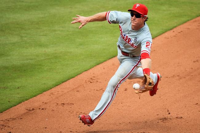 Philadelphia Phillies vs. Atlanta Braves MLB Pick, Odds, Prediction 9/26/14
