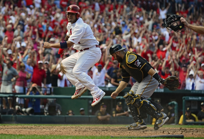 Cardinals vs. Pirates - 5/1/15 MLB Pick, Odds, and Prediction