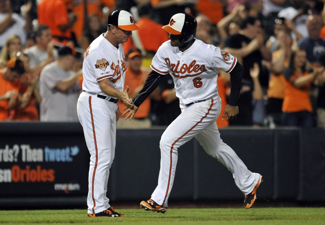 Baltimore Orioles vs. Cincinnati Reds MLB Pick, Odds, Prediction 9/4/14