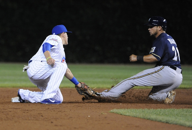Milwaukee Brewers vs. Chicago Cubs MLB Pick, Odds, Prediction - 9/26/14