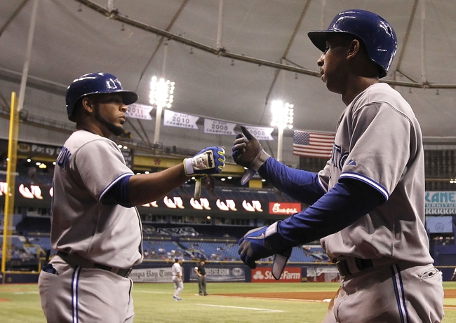 Tampa Bay Rays vs. Toronto Blue Jays MLB Pick, Odds, Prediction 9/4/14