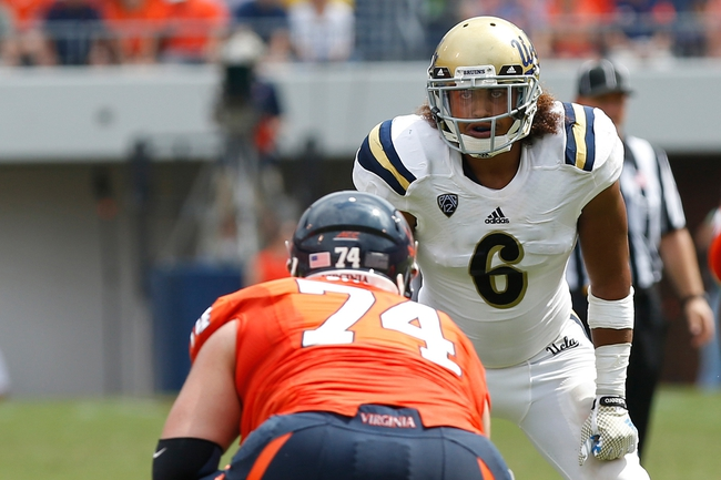 Washington vs. UCLA - 11/8/14 College Football Pick, Odds, and Prediction