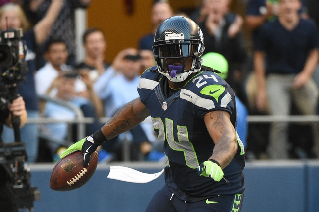 San Diego Chargers vs. Seattle Seahawks Free Pick, Odds, Prediction 9/14/14