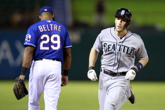 Texas Rangers vs. Seattle Mariners 9/5/14 MLB Pick, Odds, Prediciton