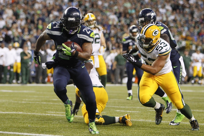 Green Bay Packers at Seattle Seahawks 9/4/14 NFL Score, Recap, News and Notes