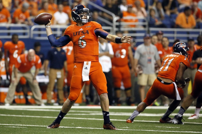 Oklahoma State Cowboys vs. UTSA Roadrunners CFB Pick, Odds, Prediction - 9/13/14