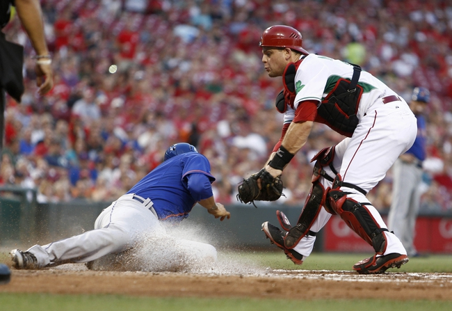 Cincinnati Reds vs. New York Mets MLB Pick, Odds, Prediction - 9/6/14