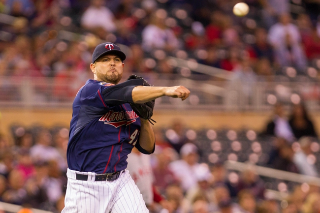 Minnesota Twins vs. Arizona Diamondbacks 9/22/14 MLB Pick and Odds