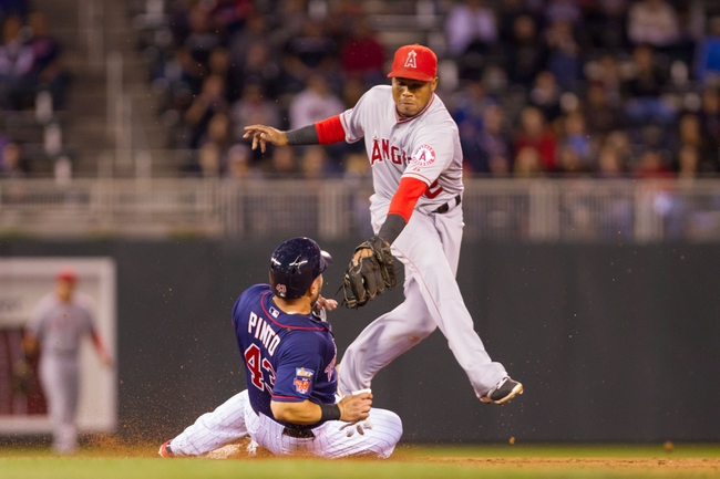 Minnesota Twins vs. Los Angeles Angels MLB Pick, Odds, Prediction - 9/6/14