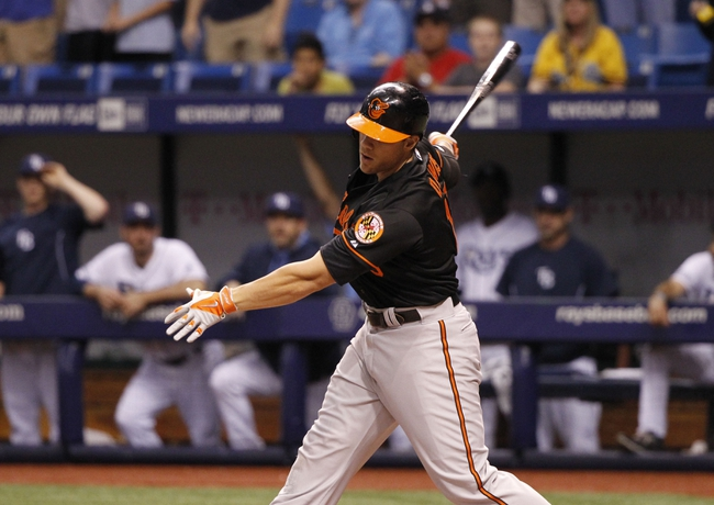 Tampa Bay Rays vs. Baltimore Orioles Pick-Odds-Prediction - 9/7/14