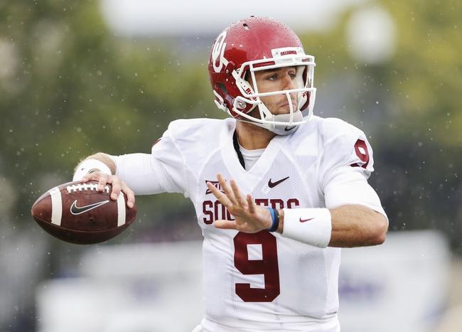 Oklahoma Sooners vs. Tennessee Volunteers CFB Pick, Odds, Prediction - 9/13/14