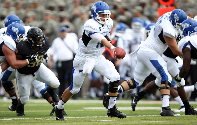 Eastern Michigan Eagles vs. Buffalo Bulls Pick-Odds-Prediction - 10/11/14