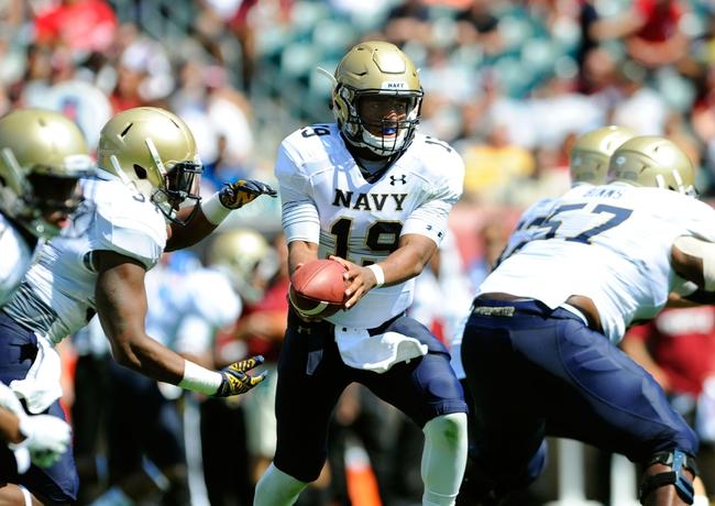 Texas State Bobcats vs. Navy Midshipmen Pick-Odds-Prediction - 9/13/14