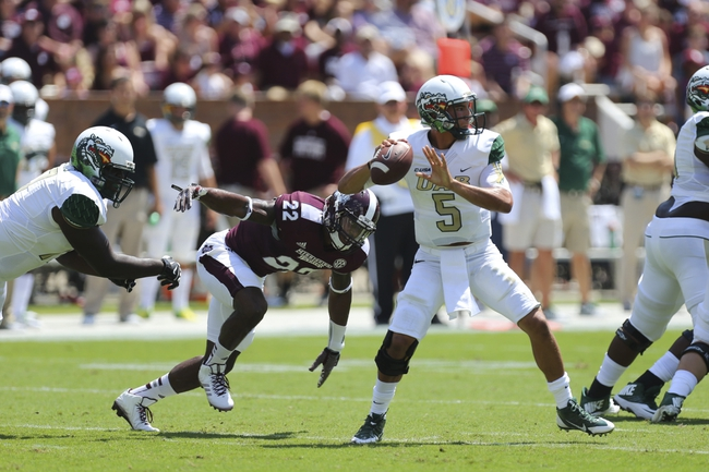 UAB Blazers vs. Marshall Thundering Herd - 11/22/14 College Football Pick, Odds, and Prediction