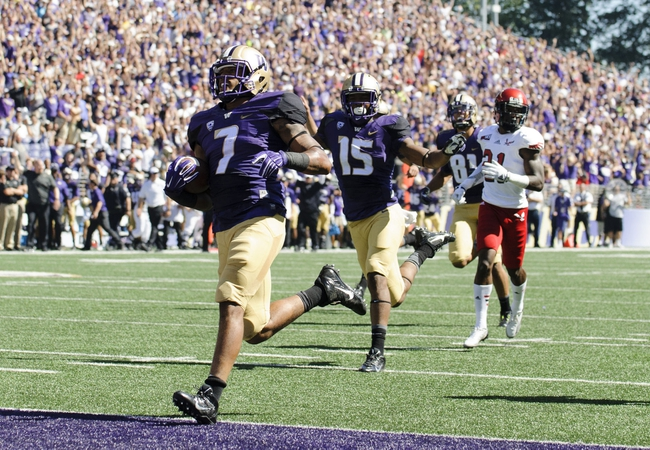 Washington vs. Oregon State - 11/22/14 College Football Pick, Odds, and Prediction